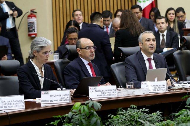 OPLES e INE unen esfuerzos en inicio del proceso electoral 2017