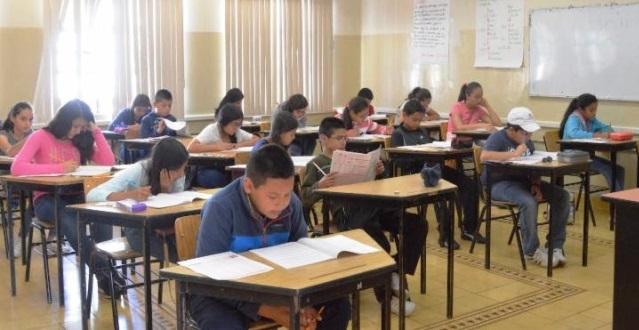 Participan en Olimpiada del Conocimiento 70 alumnos destacados de sexto grado