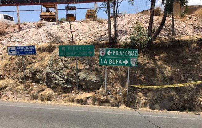 Procurador confirma atentado contra jefe de delincuencia organizada en Zacatecas
