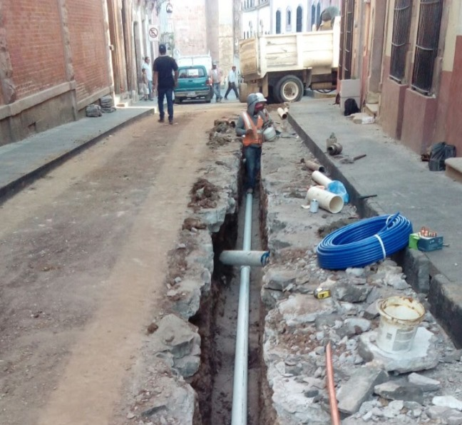 Regularizan abasto de agua potable en la Capital