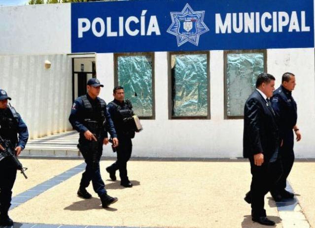 Reportan desaparición de policías en municipios de Zacatecas