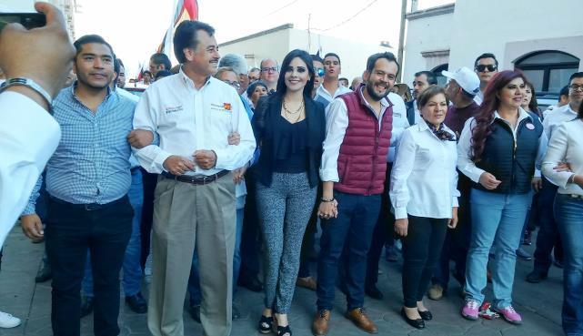 Detienen a candidato de coalición a alcaldía de Reynosa