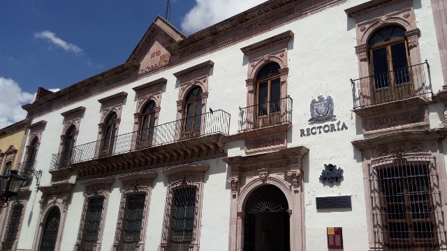 Edificio Rectoría